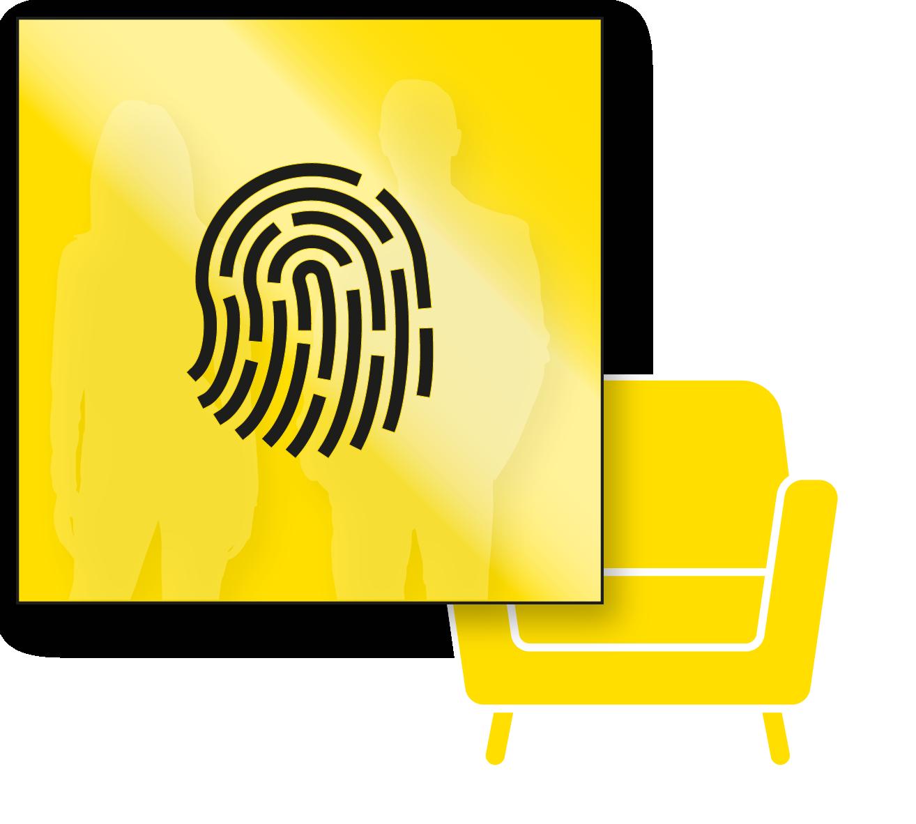 Icon Identität BAUWERK