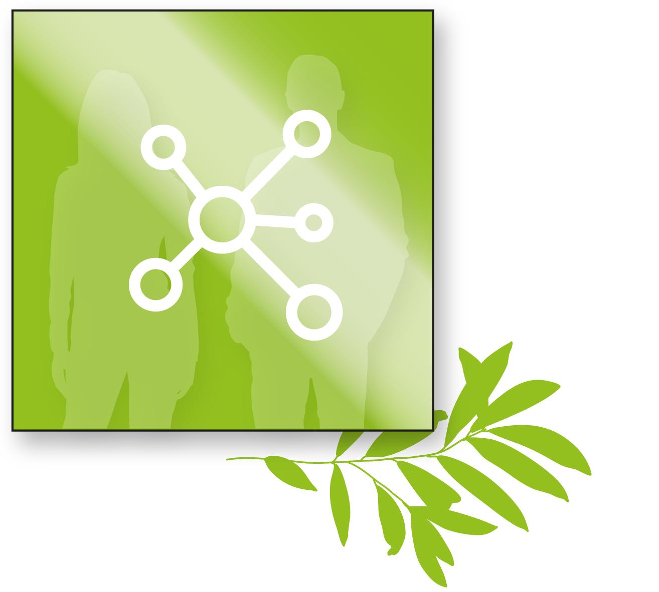 Icon Networking BAUWERK