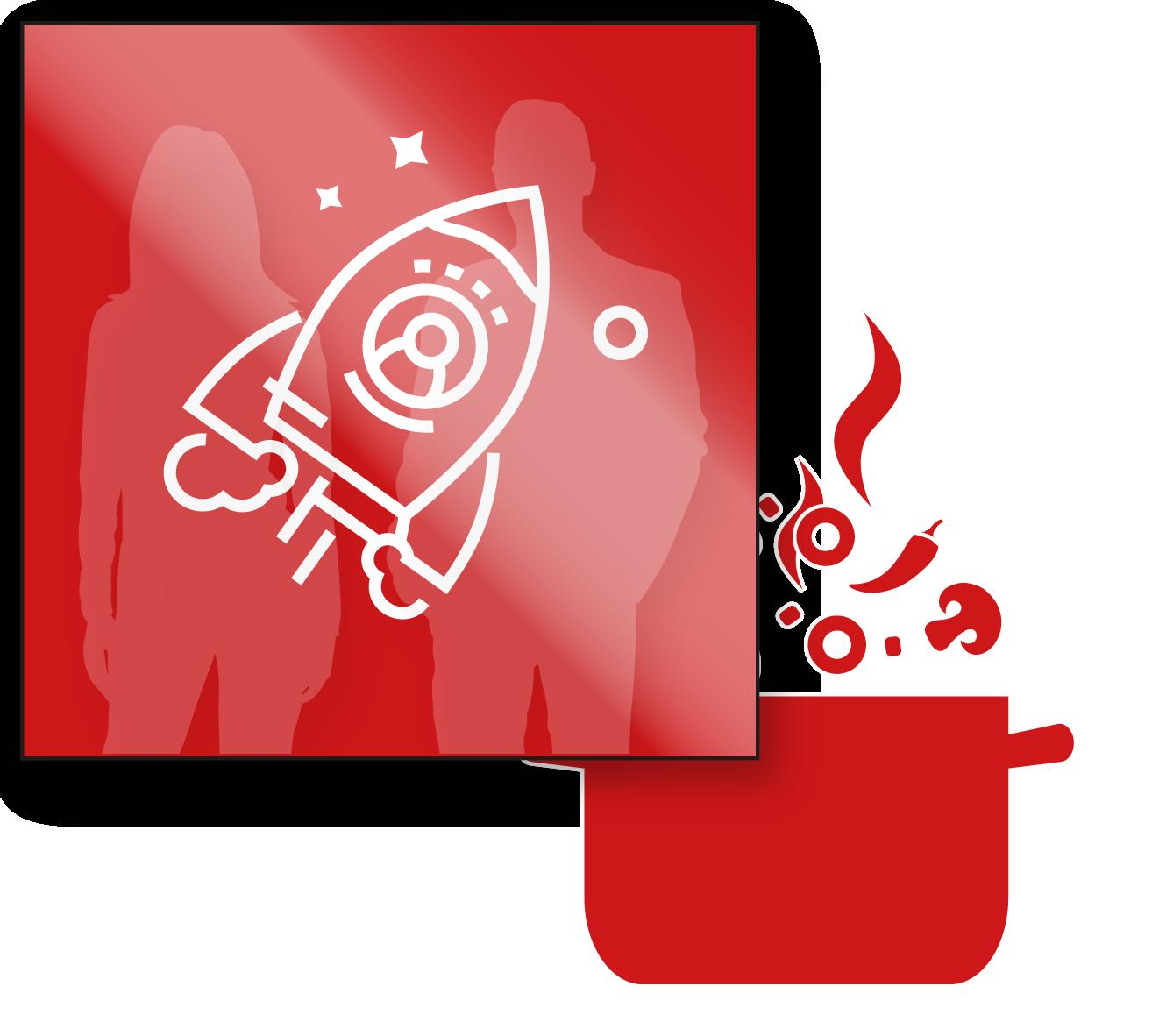Icon Ideenschmiede BAUWERK